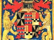 Armoiries de la famille Grolée-Mévouillon (XVI ème siècle)
