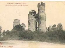 Château avant 1900