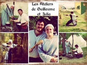 Ateliers deGuillaume et Julia