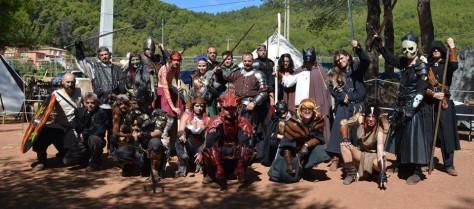la guilde des loups d'Almyr